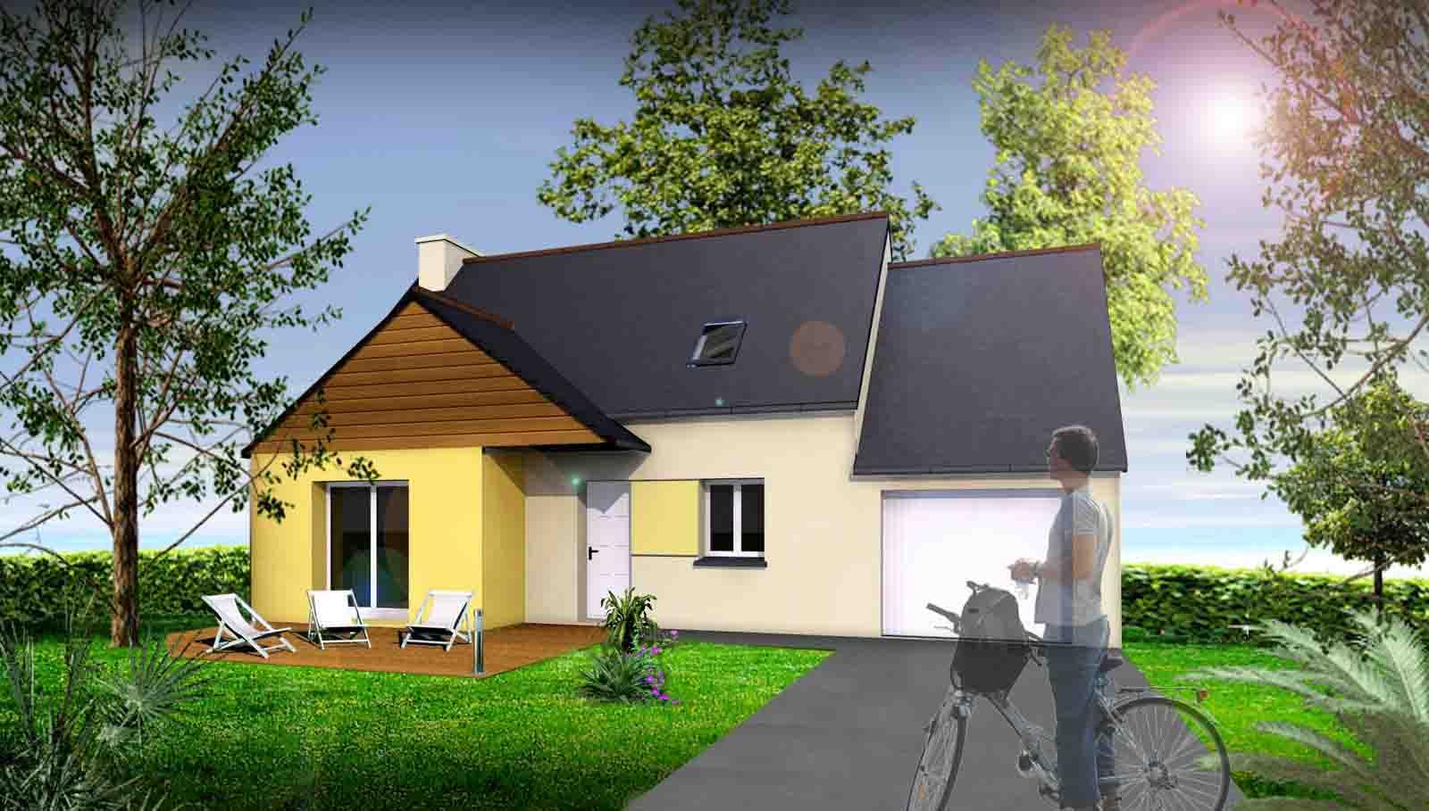 Constructeurs maisons individuelles maine et loire 49 for Constructeurs maisons individuelles